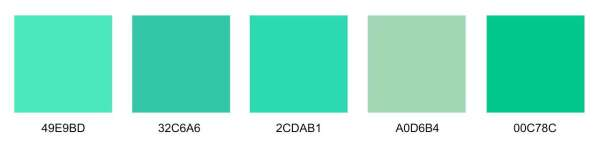 turquoise-green-color